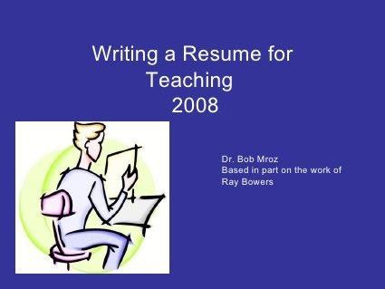 Creative job resume samples